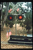 Fourth of July train rides (operating crossing signal), 7/4/1991. acc2005.001.1486