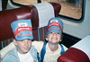 "Museum leads Vieja Valley Elementary School rail trip to Glendale, April 1989. Do you know these youngsters? If you can help,  use the ""ADD COMMENTS"" button in the lower left to tell us. Please include your name and contact information. acc2005.001.1071"