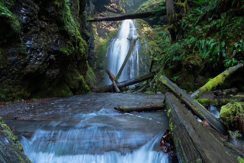 Lower Trestle Falls