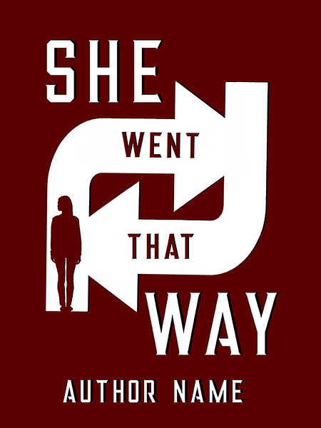 She Went That Way