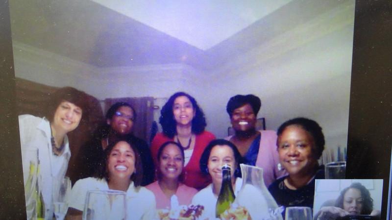 Williamsburg, VA 5/7/12 Dotie, Leah, Jennifer, Iyabo, Felicia, Karina, Tricia, Stacey