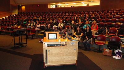 U of W Social Work Feb. 2012