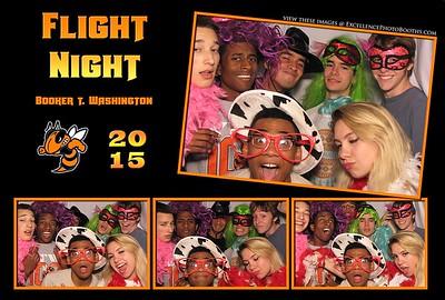 Booker T Washington Flight Night