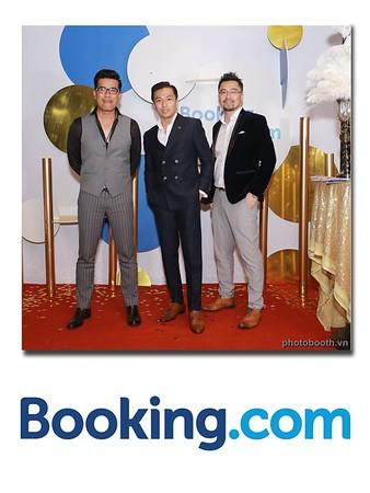 Booking.com Appreciation 2019 - Oscar Night Party Photobooth theme - Chụp hình in ảnh lấy liền sự kiện
