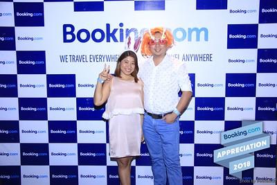 Booking.com Vietnam Appreciation Night 2018 Photobooth