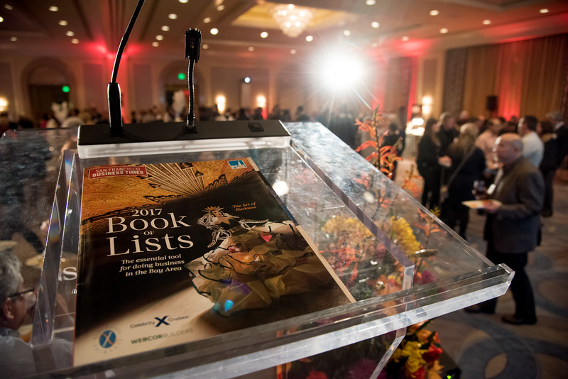 Book of Lists Party 2017
