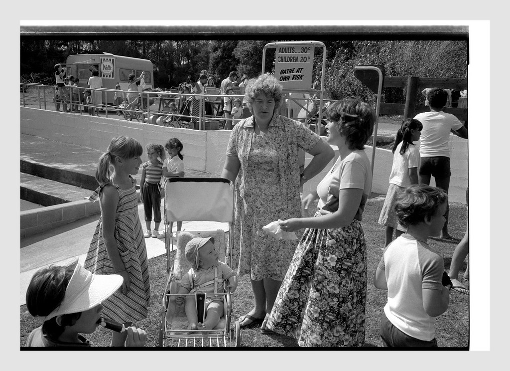 Some photographs from the 2012 exhibition at Puke Ariki in New Plymouth.  All photographs were made in the late 70s early 80s in New Plymouth.