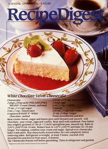 Editorial recipe