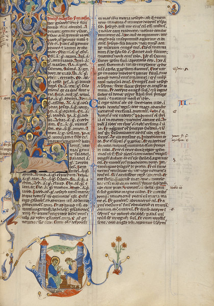 Initial L: The Tree of Jesse