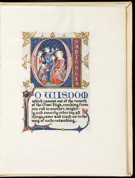The Great Antiphons