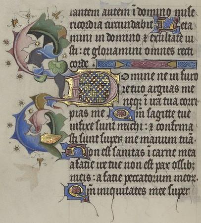 Book of Hours Guillebert de Mets