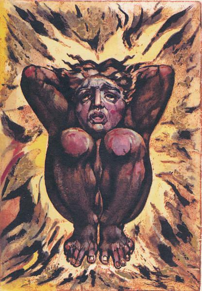 Urizen by William Blake