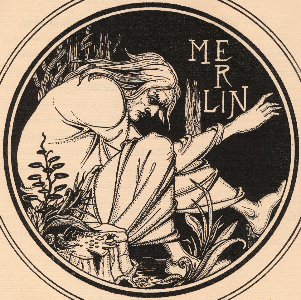 Beardsley's Merlin