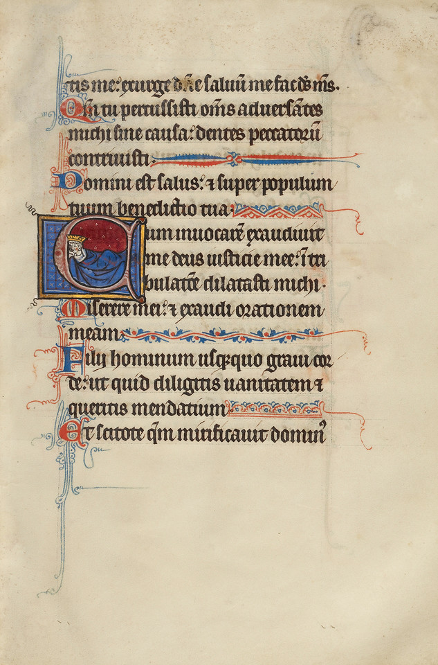 Initial C: A King Sleeping in a Bed