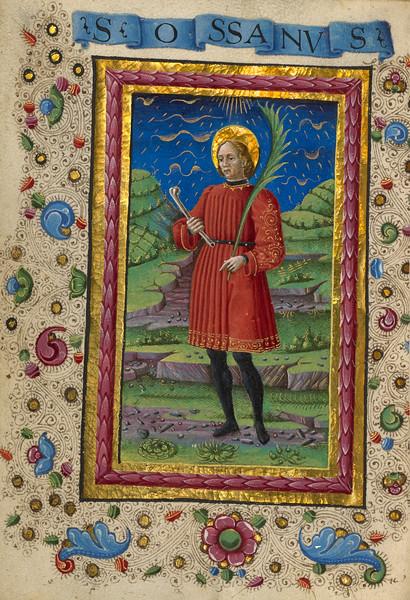 Saint Ossanus