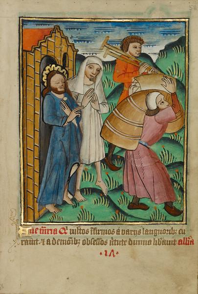 Christ as a Healer