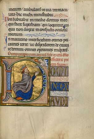 Initial D: David in Prayer