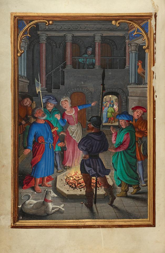 The Denial of Saint Peter