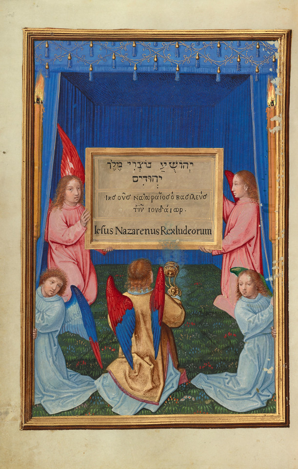 The Worship of the Inscribed Tablet from the Cross