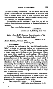Hints to riflemen_by H  W  S  Cleveland  Cleveland, Horace William Shaler,1864 p 125