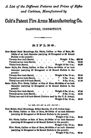 Hints to riflemen_by H  W  S  Cleveland  Cleveland, Horace William Shaler,1864  COLT