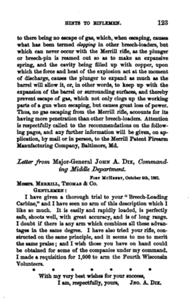 Hints to riflemen_by H  W  S  Cleveland  Cleveland, Horace William Shaler,1864 p 123