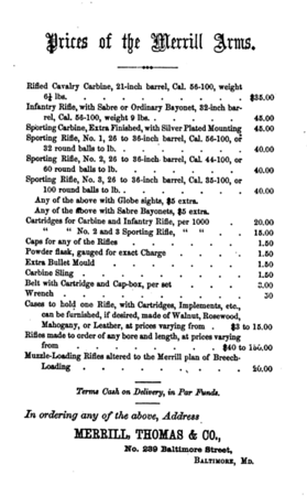Hints to riflemen_by H  W  S  Cleveland  Cleveland, Horace William Shaler,1864  MERRILL