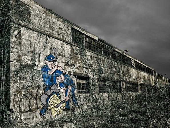 The Old Atlanta Prison Farm #2