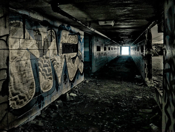The Old Atlanta Prison Farm #12