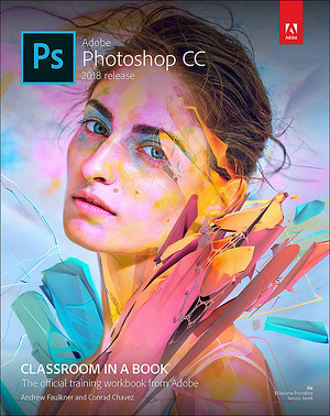 Adobe Photoshop CC Classroom in a Book (2017 release) cover