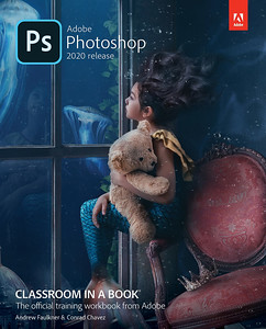 Adobe Photoshop CC Classroom in a Book (2020 release) cover