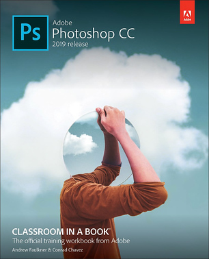 Adobe Photoshop CC Classroom in a Book (2019 release) cover