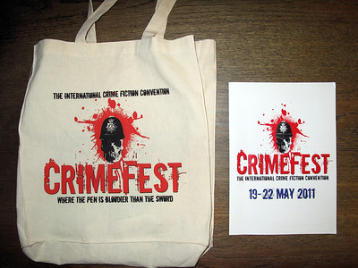 2011 CrimeFest Books etc
