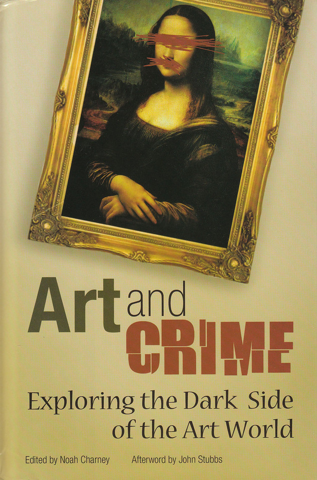 Art & Crime: Exploring the Dark Side of the Art World is a collection of essays, published in 2009 by Praeger Press.  <br /> <br /> Art & Crime: Exploring the Dark Side of the Art World is a collection of essays, published in 2009 by Praeger Press. The collection includes essays by professors, lawyers, police, security directors, archaeologists, art historians, and members of the art trade, on the subject of art crime and protection of cultural heritage.  It was the first book published under the auspices of ARCA (The Association for Research into Crimes against Art).  All profits from the sale of this book go directly to support ARCA's charitable activities in defense of art.<br /> <br /> Summary<br /> Art crime has received relatively little scholarly attention.  And yet it involves a multi-billion dollar legitimate industry, with a conservatively-estimated $6 billion annual criminal profit. (US Department of Justice website) Information and scholarly analysis of art crime is critical to the wide variety of fields involved in the art trade and art preservation, from museums to academia, from auction houses to galleries, from insurance to art law, from policing to security.  Since the Second World War, art crime has evolved from a relatively innocuous crime, into the third highest-grossing annual criminal trade worldwide, run primarily by organized crime syndicates, and therefore funding their other enterprises, from the drug and arms trades to terrorism.  It is no longer merely the art that is at stake.<br /> <br /> This is the first interdisciplinary essay collection on the study of art crime, and its effect on all aspects of the art world.  Essayists discuss art crime subcategories, including vandalism, iconoclasm, forgery, fraud, peace-time theft, war looting, archaeological looting, smuggling, submarine looting, and ransom.  The contributors conclude their analyses with specific practical suggestions to implement in the future.<br /> This book is of importance
