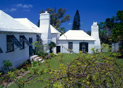 Bermuda Gardens and Houses