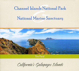 Channel Islands National Park and National Marine Sanctuary California's Galapagos Islands  (2012)  Audio/Visual DVD  23 minutes  $15.95  Set to inspiring music, this slideshow is a valuable introduction to the astounding natural wonders that flourish just off the coast of Southern California.   Over 260 outstanding photos showcase not only the best-known sites, but also those that are less familiar - from spectacular vistas to absorbing close-ups.