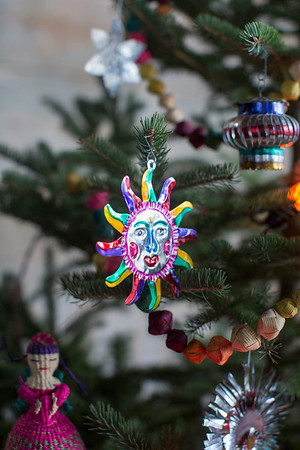 Folk Art Christmas Tree - 2/12/14