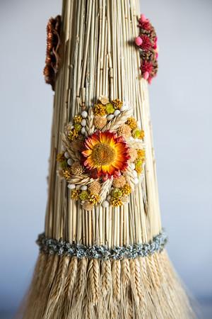 Dried Flower Tree