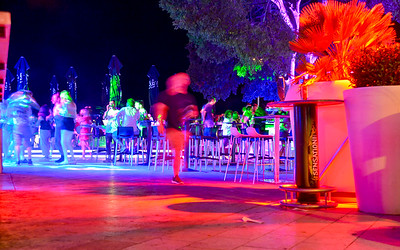 Being a connoisseur of good music, food and beer, Elliott would certainly love to party at this outdoor disco in Split, Croatia.