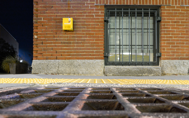 All of the kids immediately saw this grate as a life-threatening spot for Elliott. For me, it highlights the huge difference between how we humans and Elliott view the world. Hundreds of people walk past this grate in Cambridge, MA every day without a second glance while Elliott would certainly pay attention.