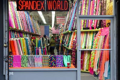 Spandex World