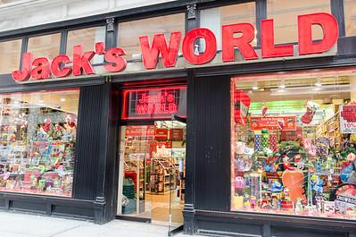 Jack's World