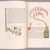 Huysmans, J.-K. (Joris-Karl), 1848-1907.   A rebours /deux-cent-vingt gravures sur bois en coulerus de August Lepere.  Paris : Pour les Cent Bibliophiles, 1903. PML 140702 p. 10-11 (stiched together)