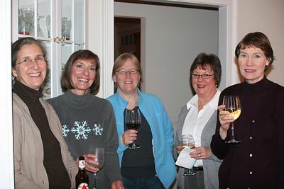 Wendy, Gail, Joanne, Kathy & Fran