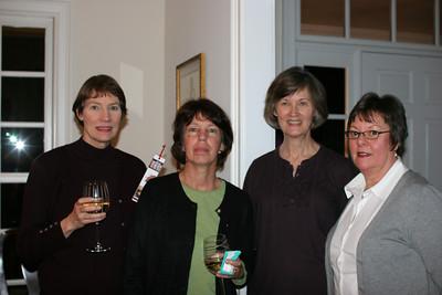 Fran, Patt, Melanie & Kathy