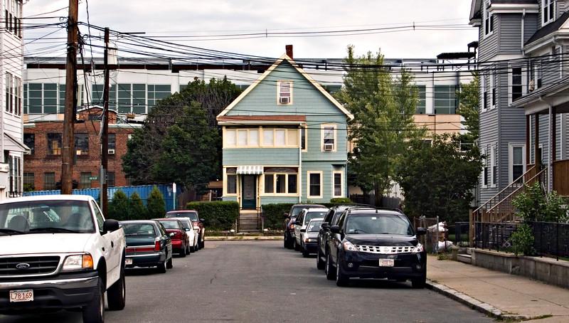 Last Holdout, Single Family House, Allston, MA 2007