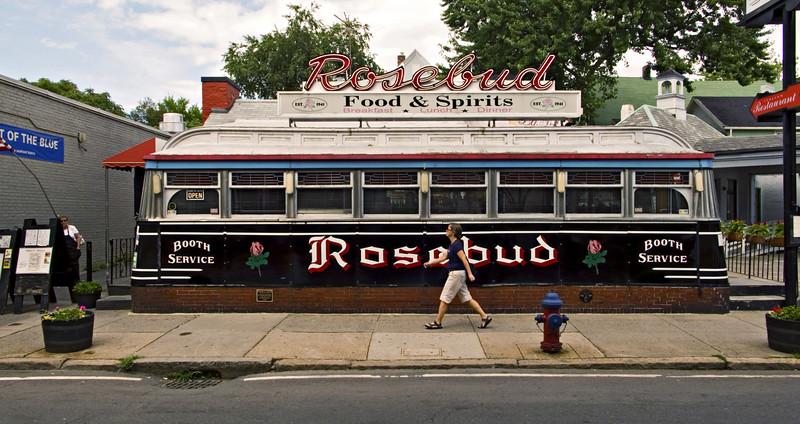Rosebud Diner, Somerville, MA 2007
