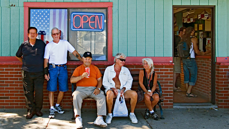The Regulars, Revere Beach, MA 2007