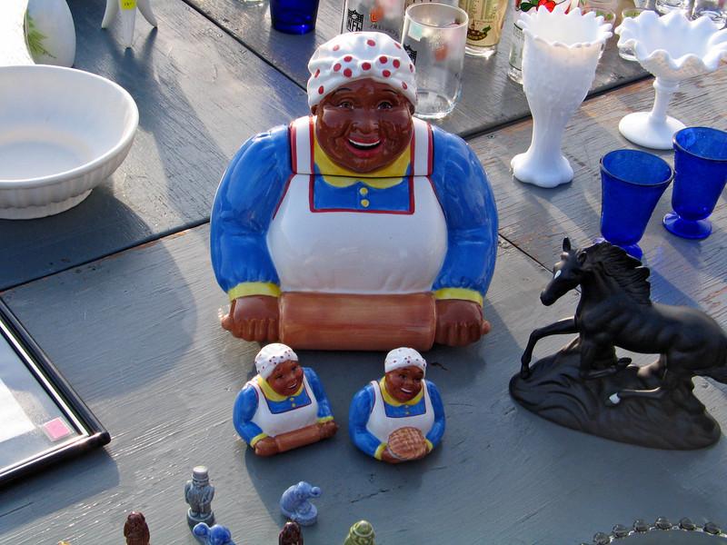 Aunt Jemimah, Flea Market, Clearwater, FL 2003