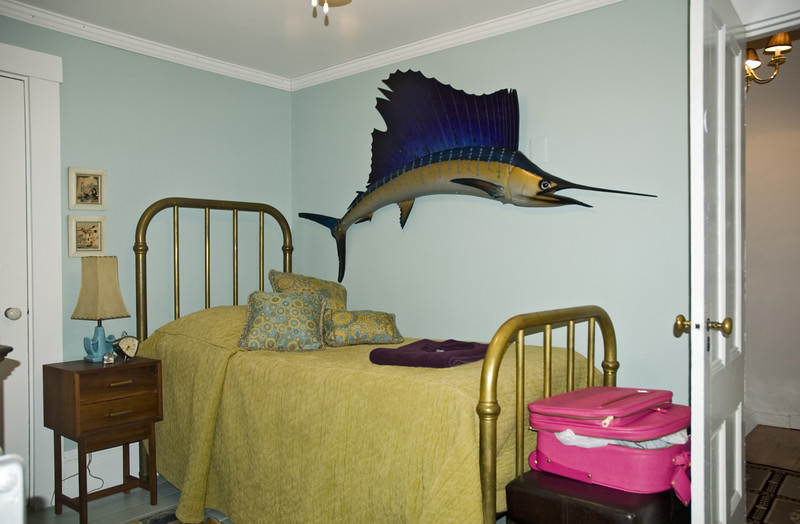 Guest Room, Private Home, Gloucester, MA 2006